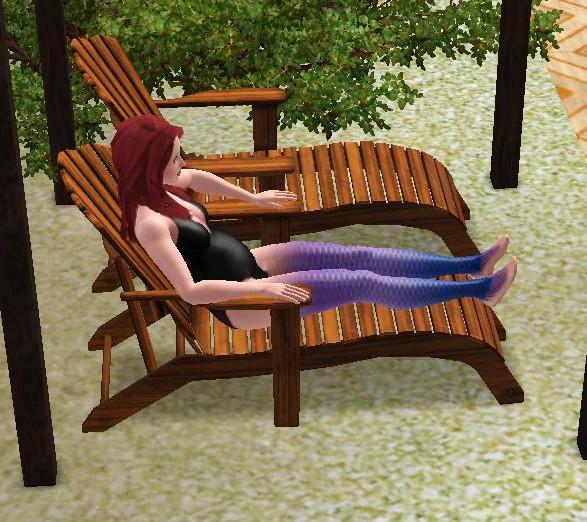 Mermaid birth. Stay10