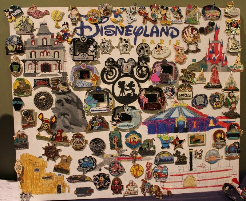 Le Pin Trading à Disneyland Paris - Page 2 Img_5210
