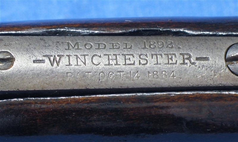 """Winchester 1892 """"Carbine"""" - Page 2 Winche12"""