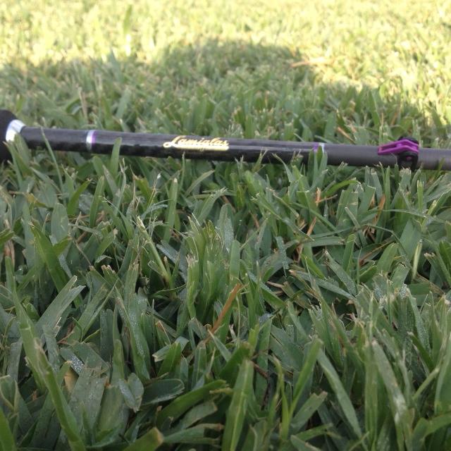 Lamiglas Infinity Bass Rod 843  Img_0843