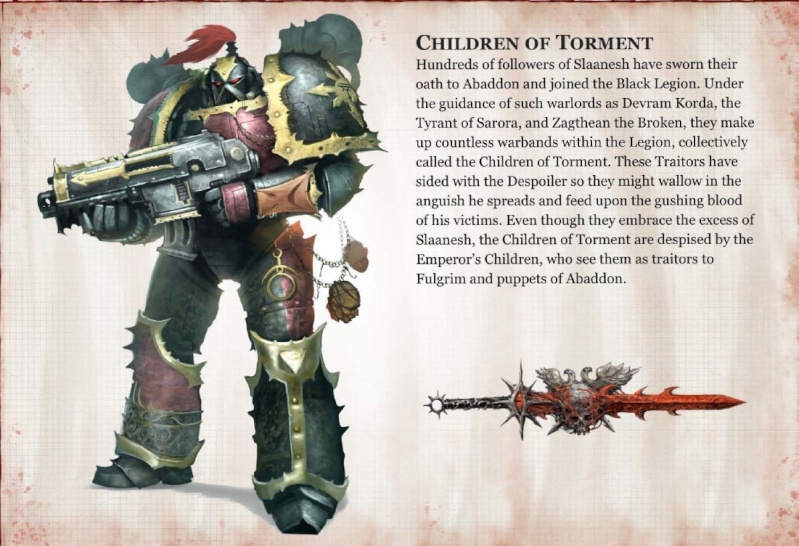 [W40K] Collection d'images : Space Marines du Chaos - Page 3 Bl410