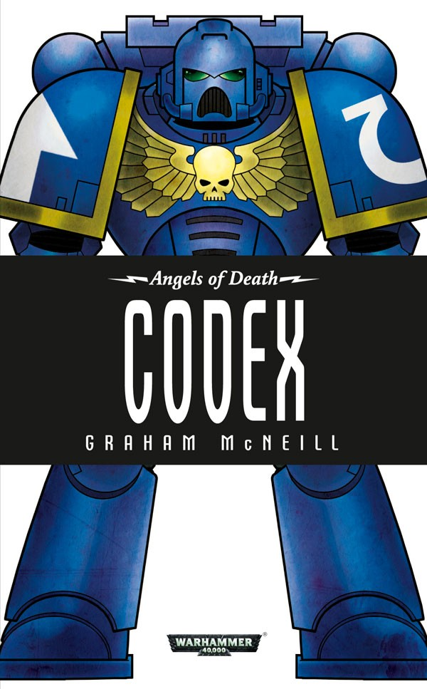Space Marines: Angels of Death Codex10