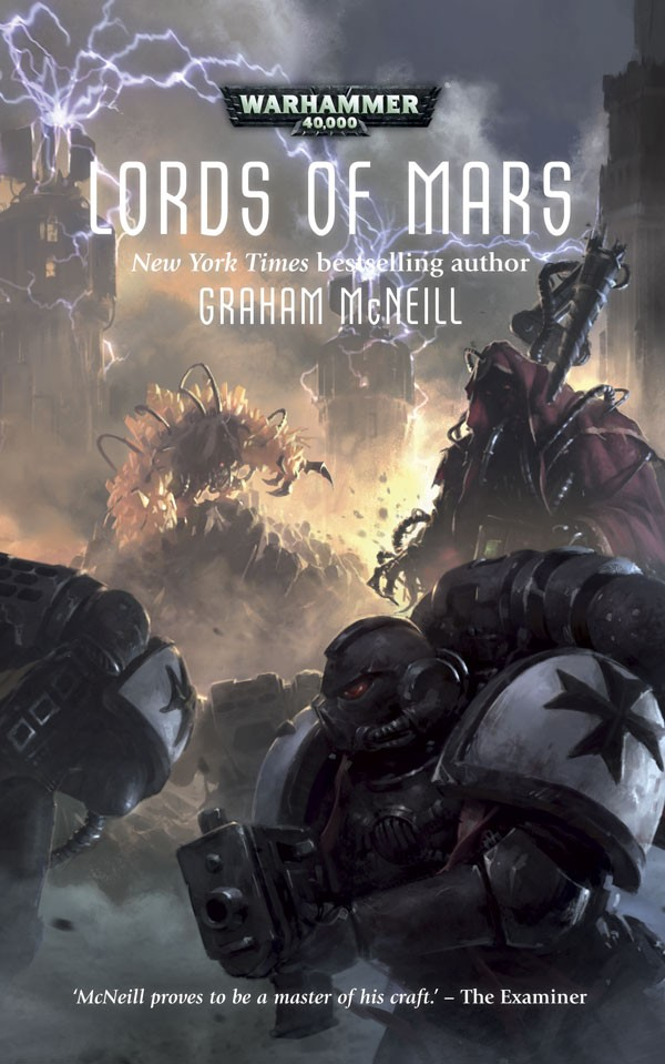 Lords of Mars de Graham McNeill Lords-12