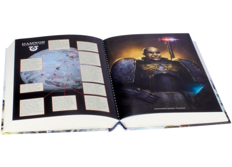 [Space Marine Battles] Damnos de Nick Kyme M3430711