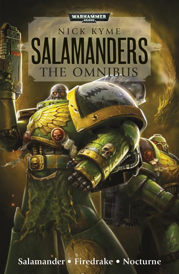 Salamanders: The Omnibus Salama12