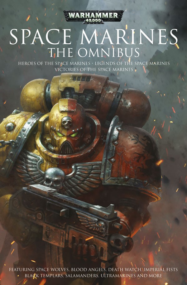 Space Marines: The Omnibus Space-10