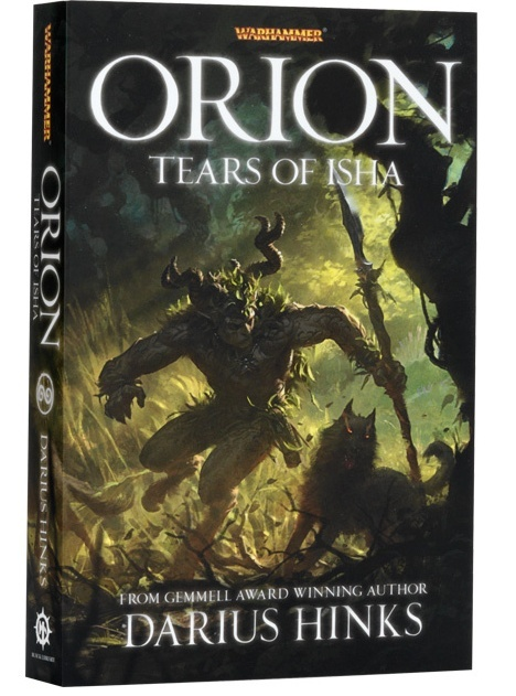 Orion: Tears of Isha par Darius Hinks Td10