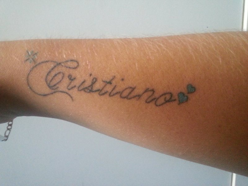 mon petit ange CRISTIANO 20130910