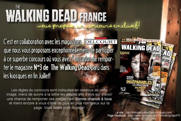Gagnez le magazine officiel #3 des éditions Delcourt !! Thtrh10