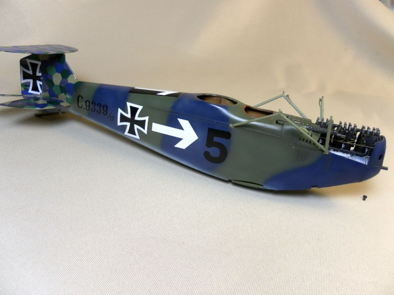 HANNOVER CL.II wingnut wings 1/32 610