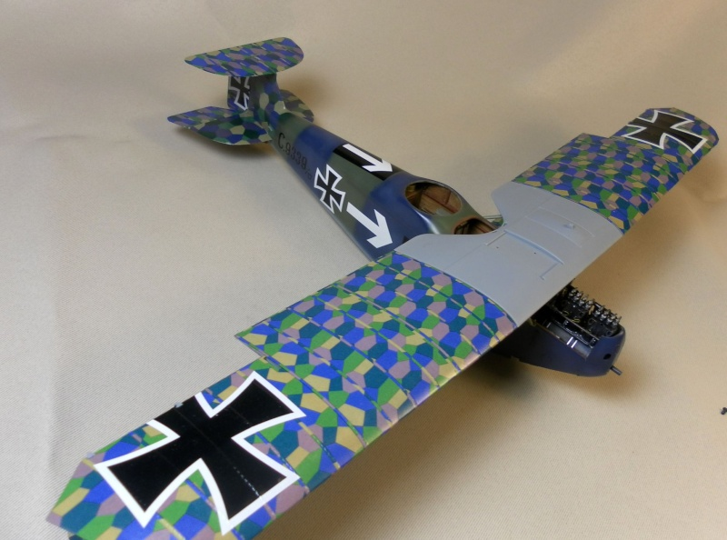 HANNOVER CL.II wingnut wings 1/32 A110