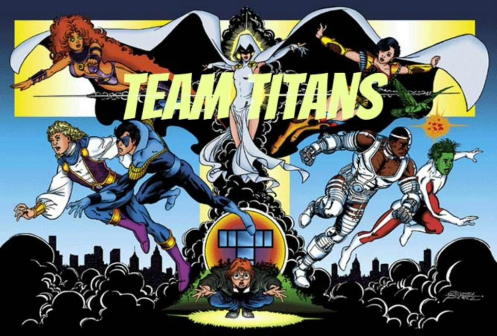 Titan Headquarters