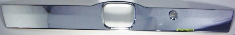 Portellone posteriore cromato Access11