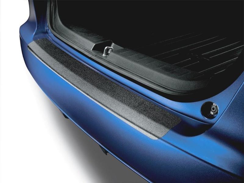 Portellone posteriore cromato Bumper10