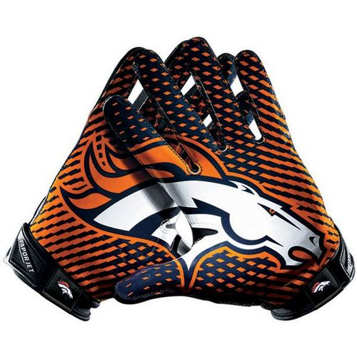 Men's Nike Denver Broncos Vapor Jet 2.0 Gloves / 45$ Nike_b14