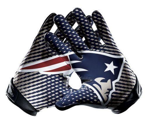 Men's Nike New England Patriots Vapor Jet 2.0 Gloves / 45$ Nike_p10