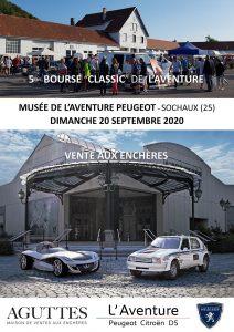 Bourse Classic Aventure Peugeot le 20 septembre News-210