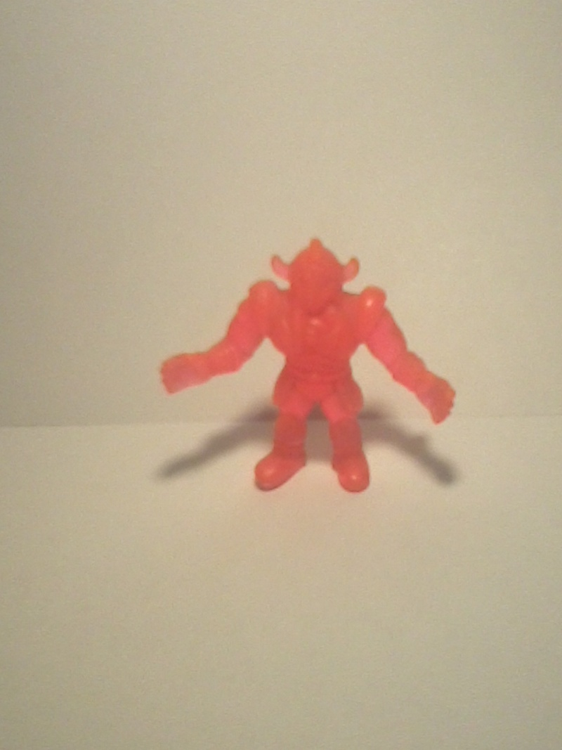 Exogino Minotauro (arancione trasparente) - prima serie Foto-021