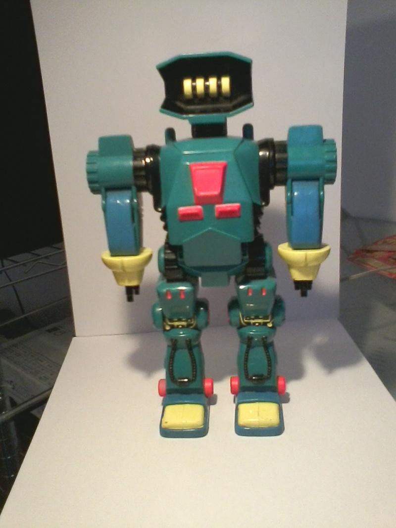 Tranzor (Micro Robots) Foto-025