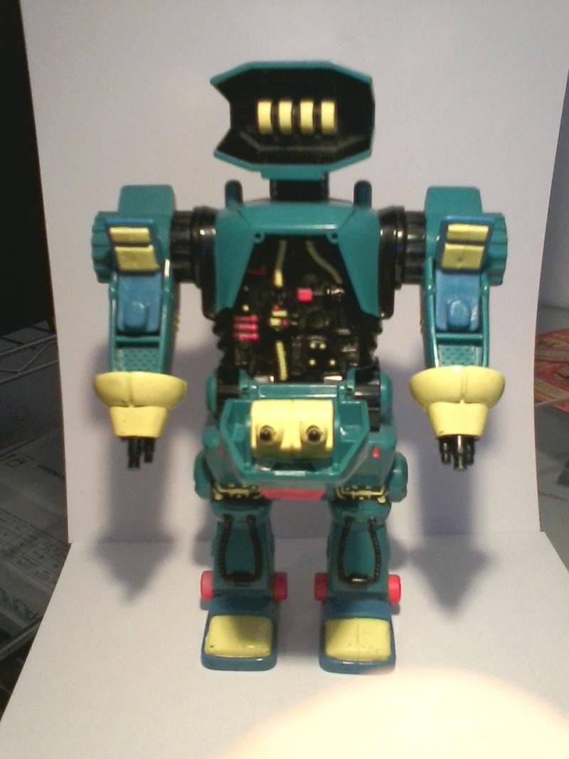 Tranzor (Micro Robots) Foto-026