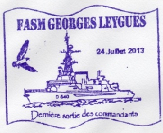 * GEORGES LEYGUES (1979/2013) * 213-0710