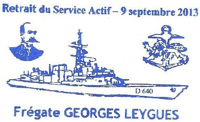 * GEORGES LEYGUES (1979/2013) * 213-0910