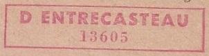 * D'ENTRECASTEAUX (1971/2008) * 77-0610