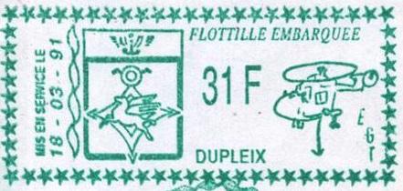 * DUPLEIX (1981/2015) * 91-03_11