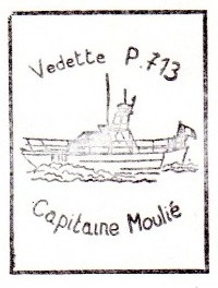 * CAPITAINE MOULIE (1989/2009) * 98-0110