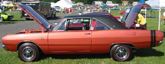 Mr. Norm's 68 Dodge Dart Bronze10