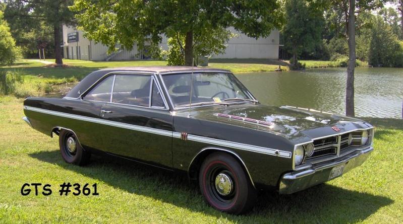 Mr. Norm's 68 Dodge Dart Johngt10