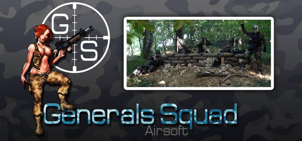 Generals squad