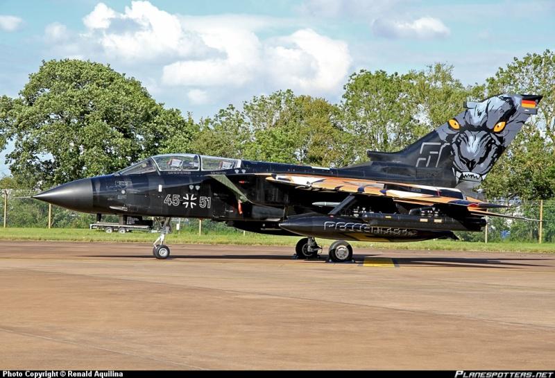 panavia tornado IDS - force aérienne allemande - tiger meet 2011 (kit revell 1/72) 4551-g10
