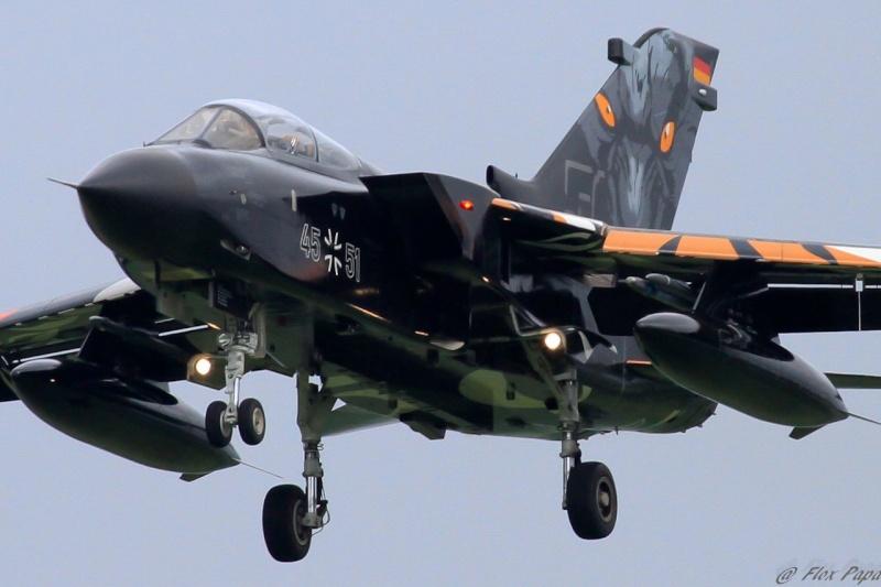 panavia tornado IDS - force aérienne allemande - tiger meet 2011 (kit revell 1/72) _mg_7010