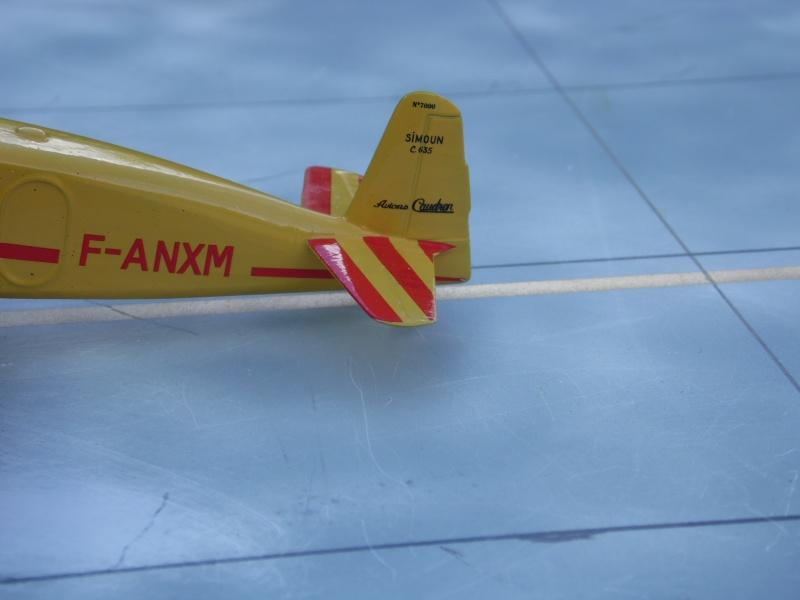 "Caudron C-635 Simoun "" raid Paris-Tokyo "" ( kit heller 1/72 ) Sam_0215"