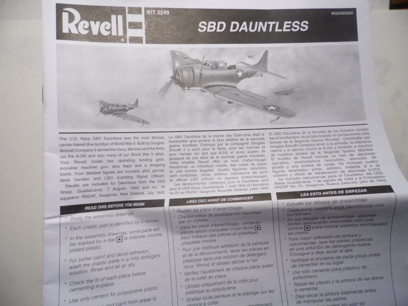 A-24 banshee (kit revell - 1/48 du sdb dauntless ) Sam_0225