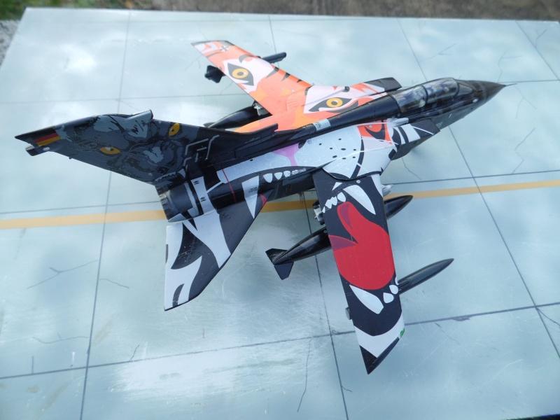panavia tornado IDS - force aérienne allemande - tiger meet 2011 (kit revell 1/72) Sam_0311