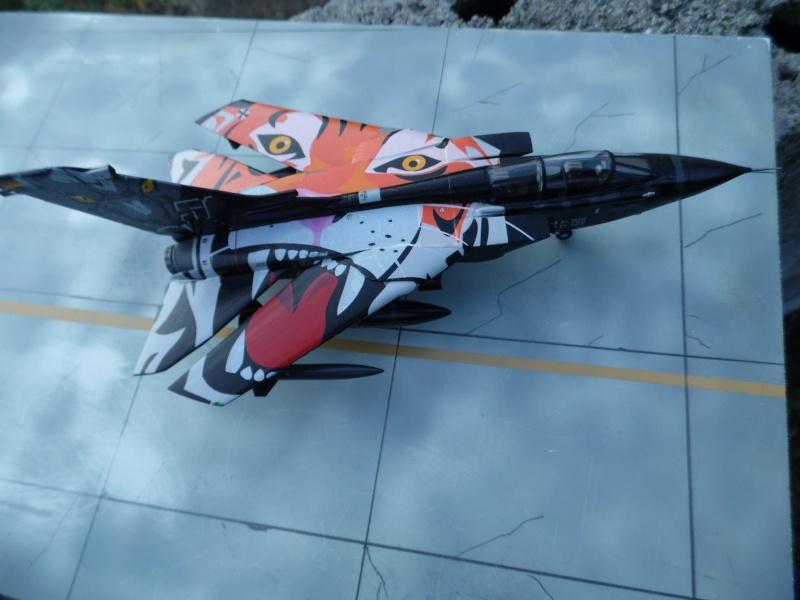panavia tornado IDS - force aérienne allemande - tiger meet 2011 (kit revell 1/72) Sam_0316