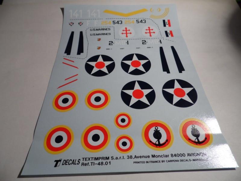 A-24 banshee (kit revell - 1/48 du sdb dauntless ) Sam_0344