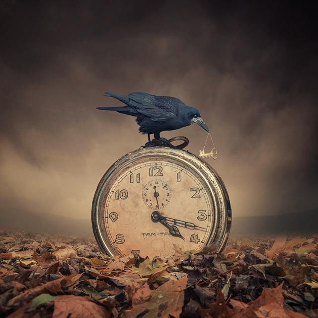 Horloge et temps Roumai16