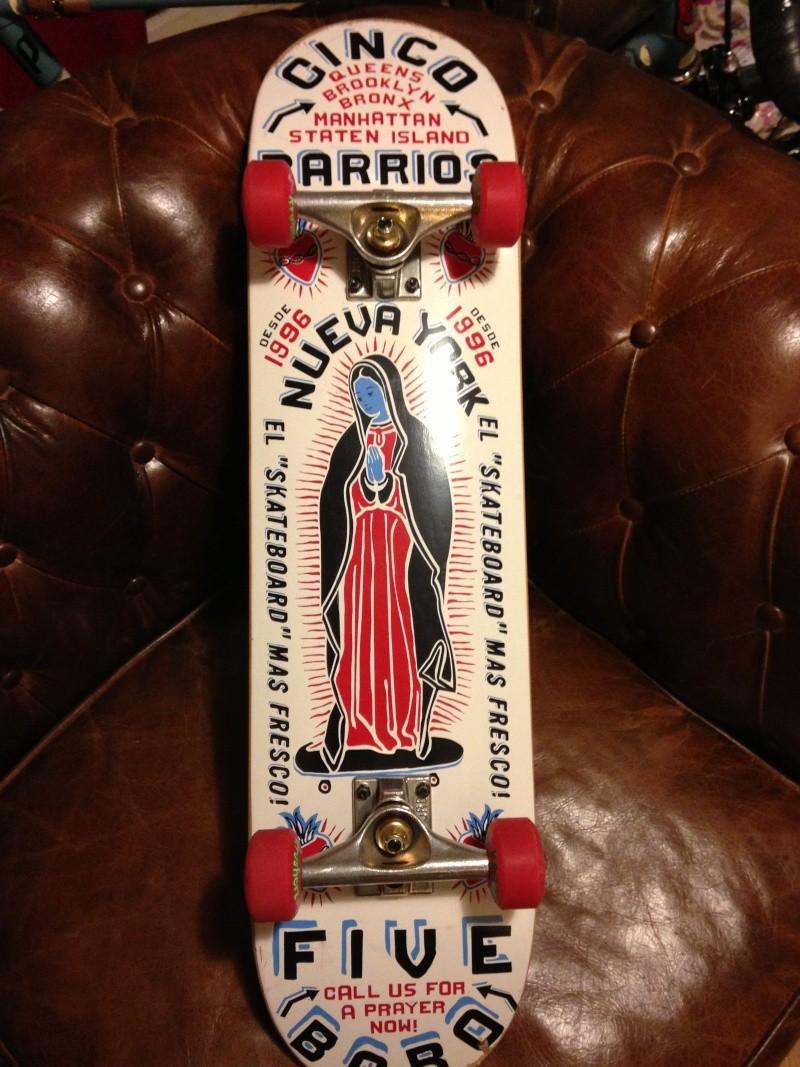 [à VENDRE] Skateboard complet Img_3810