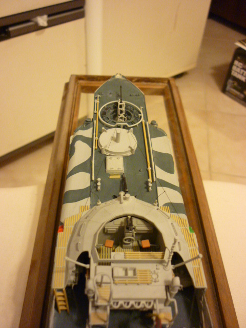 s-boote revell au 1/72 P1050835