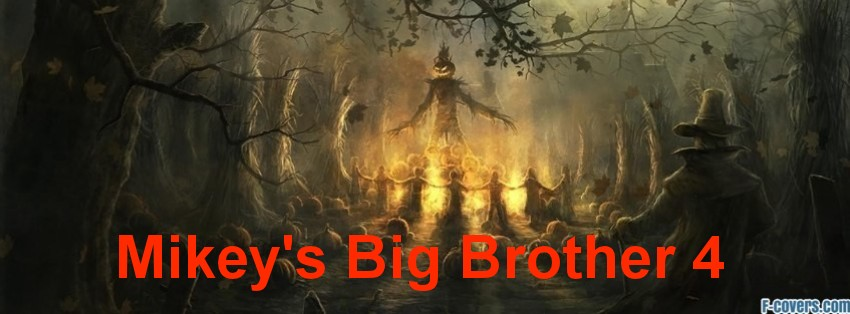 Mikey's Big Brother 4