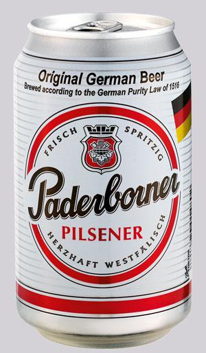 Paderborner Bier in Bogota - Angebot fuer unseren Stammtisch Paderb14