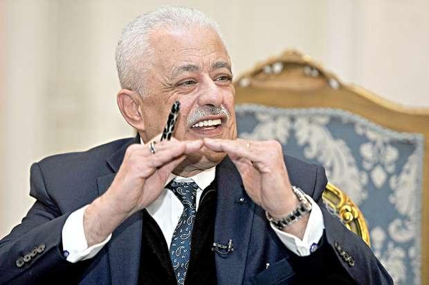 وزير التعليم: مصر نجحت والإنجليز محتاسين 0111100
