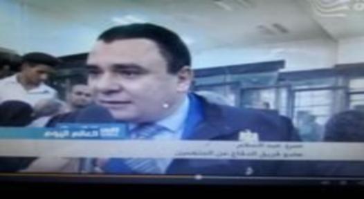 عبد السلام: مفيش ثانوية تراكمية ولا منهج هيدرس علي التابلت 011121
