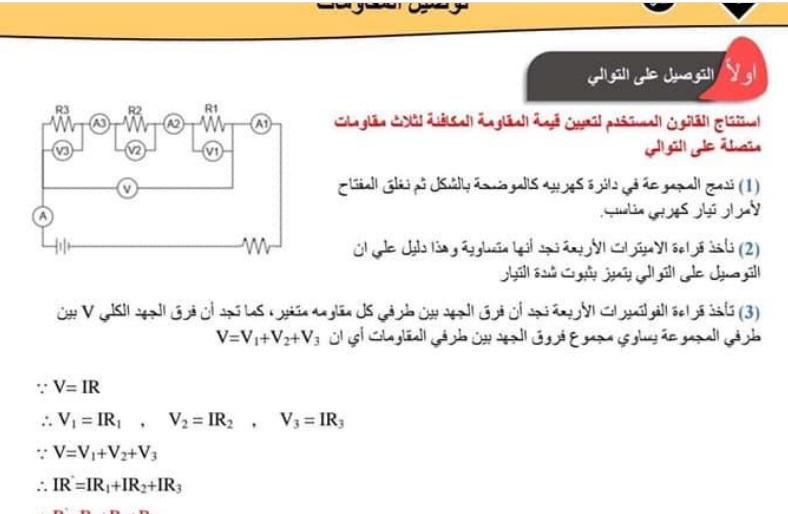 مراجعة تجارب ورسومات واثباتات الفيزياء للثانوية العامة 011179