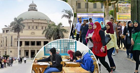 التعليم العالي تعلن موعد امتحانات الترم الثاني بالجامعات 011310