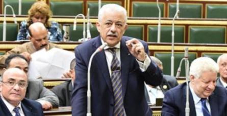 """الحكومة"""" ترسل تقرير لمجلس النواب عما تم انجازة في مجال التعليم 01165"""