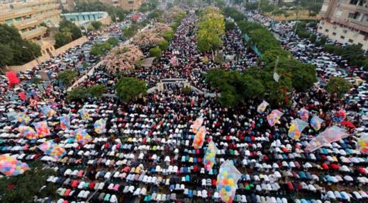 تحذير شديد اللهجة من وزارة الأوقاف بشأن صلاة عيد الأضحى 01261